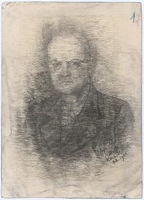 Portret prof. Jana Rostafińskiego