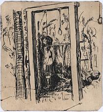 Kartka z wykonania egzekucji