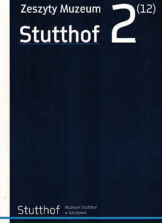 okładka Zeszyt Muzeum Stutthof Nr 2 (12)