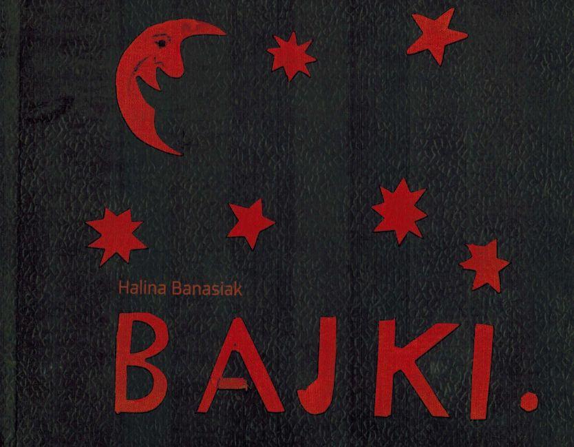okładka Bajki