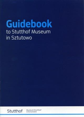 okładka Guidebook to Stutthof Museum in Sztutowo