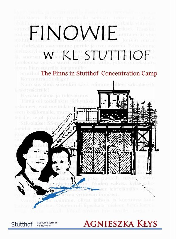 okładka Finowie w KL Stutthof. The Finns in Stutthof Concentration Camp