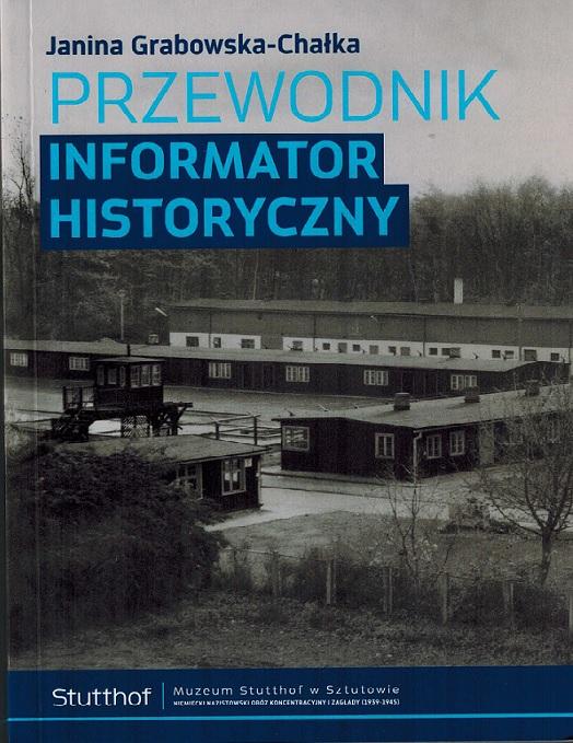 okładka Przewodnik Informator Historyczny