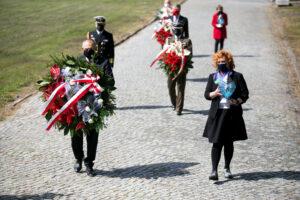 Obchody 75. rocznicy wyzwolenia KL Stutthof