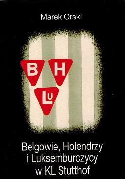 okładka Belgowie, Holendrzy i Luksemburczycy w KL Stutthof