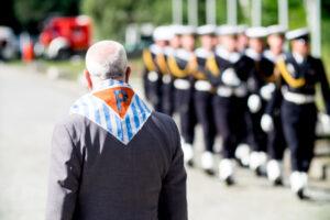 Upamiętnienie rocznicy 1. transportu więźniów do obozu Stutthof 2.września 1939 r.